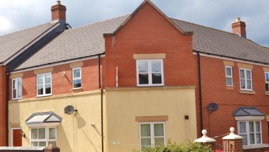 8 Alexandra Terrace Wellington Telford – sleeps 5